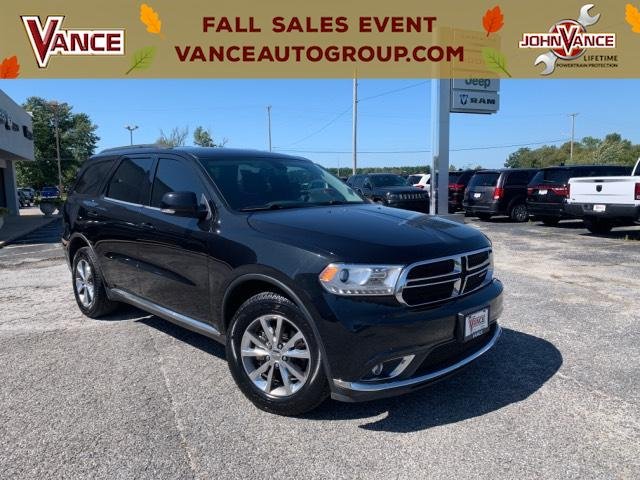 Pre-Owned 2014 Dodge Durango 2WD 4dr Limited