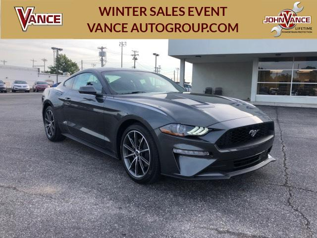 Ford Mustang Ecoboost >> New 2019 Ford Mustang Ecoboost Fastback 2dr Car In Guthrie K5115165