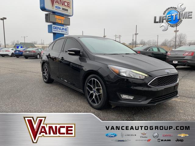 Pre Owned 2017 Ford Focus Sel Sedan