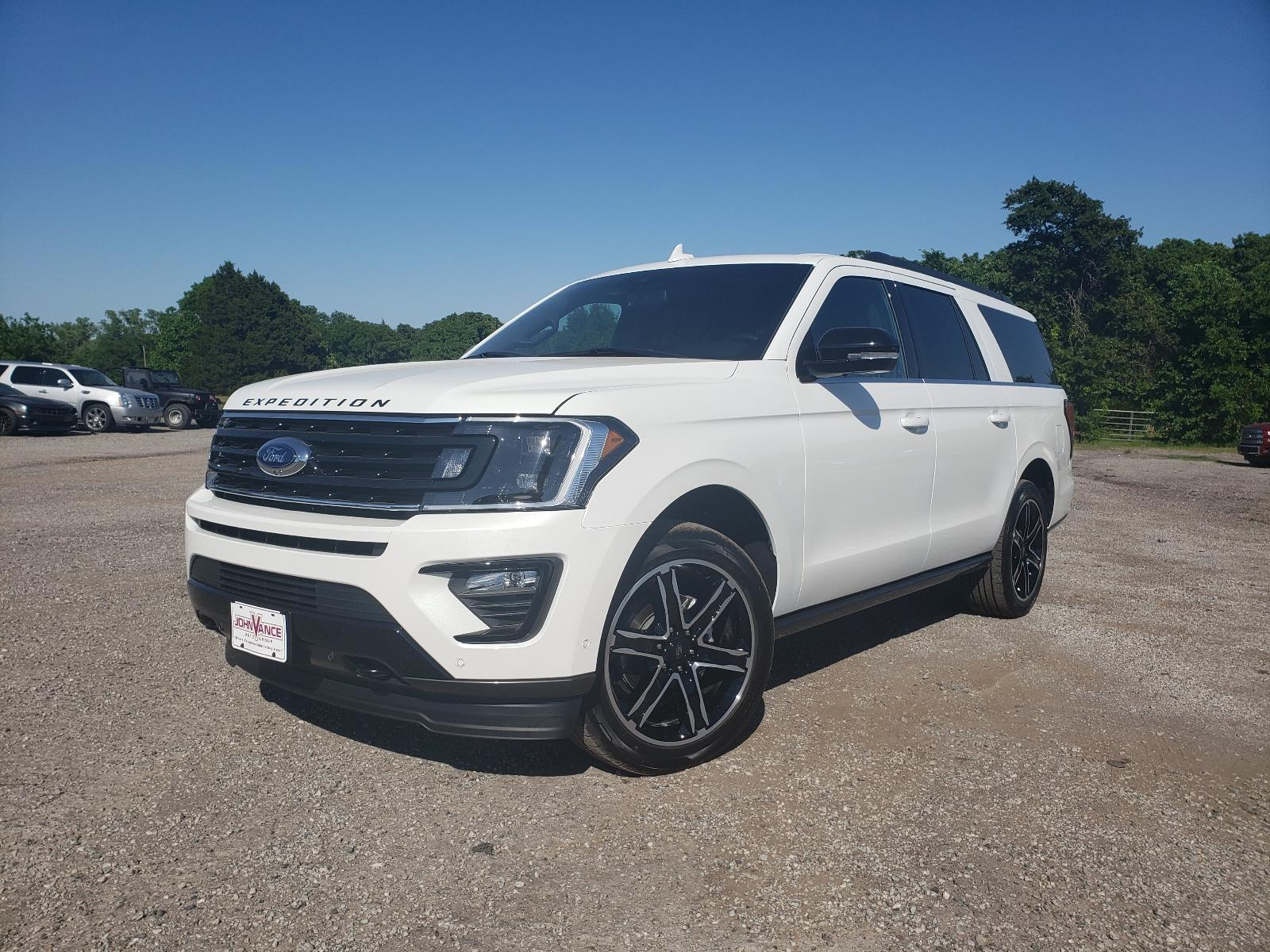 New 2020 Ford Expedition Max Limited 4x4