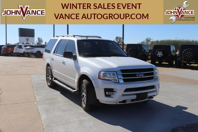 Pre-Owned 2017 Ford Expedition XLT 4x4