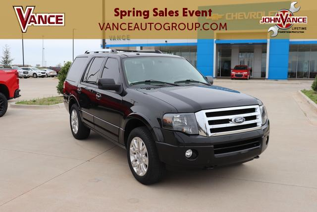 Pre-Owned 2014 Ford Expedition 4WD 4dr Limited