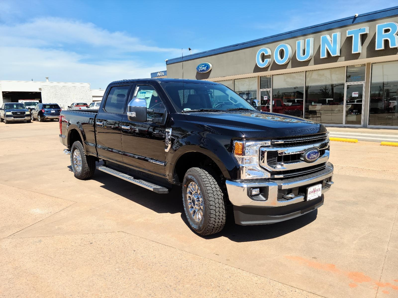 New 2020 Ford Super Duty F-250 SRW XLT 4WD Crew Cab 6.75' Box