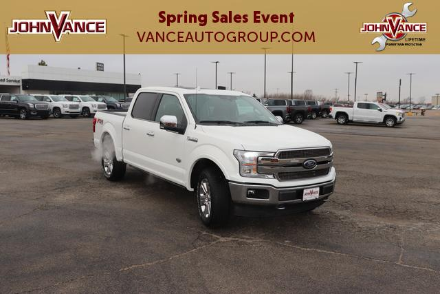 New 2020 Ford F-150 King Ranch 4WD SuperCrew 5.5' Box