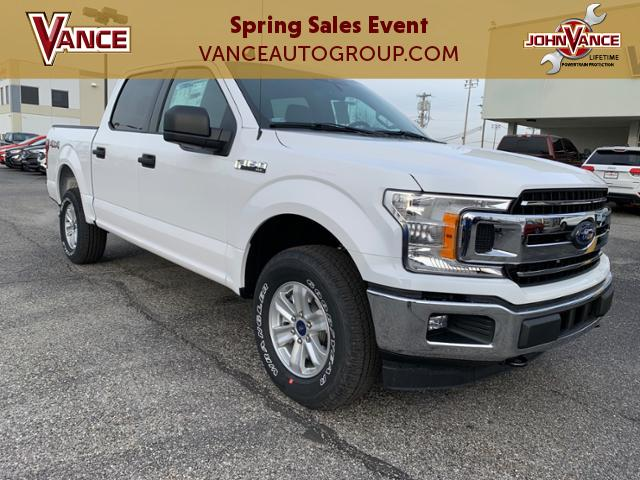 New 2020 Ford F-150 XLT 4WD SuperCrew 5.5' Box