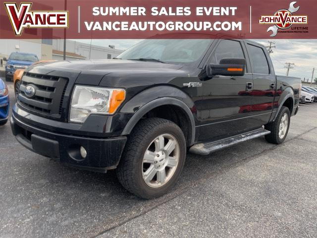Pre-Owned 2010 Ford F-150 4WD SuperCrew 145 FX4