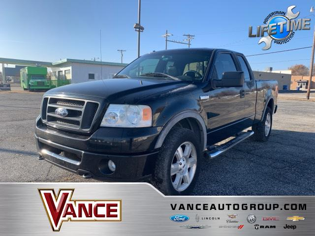Pre-Owned 2006 Ford F-150 Supercab 145 FX4 4WD