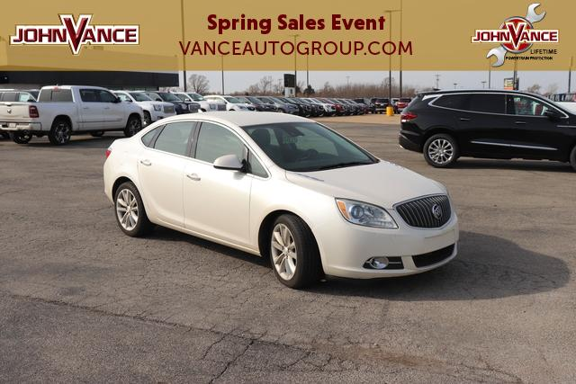 Pre-Owned 2014 Buick Verano 4dr Sdn Convenience Group
