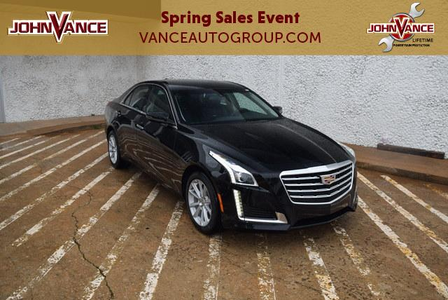 New 2019 Cadillac CTS 4dr Sdn 2.0L Turbo RWD