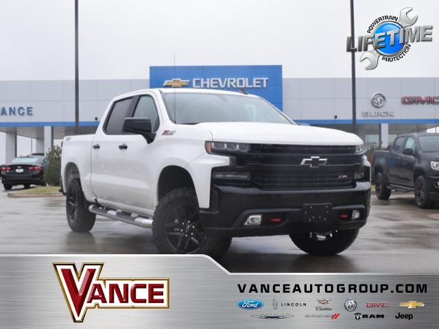 New 2019 Chevrolet Silverado 1500 4WD Crew Cab 147 LT Trail Boss ... 180968c91