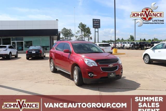 Pre-Owned 2014 Chevrolet Equinox FWD 4dr LT w/2LT