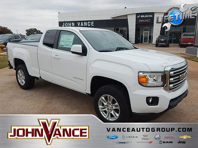 New 2019 GMC Canyon 2WD Ext Cab 128.3 SLE