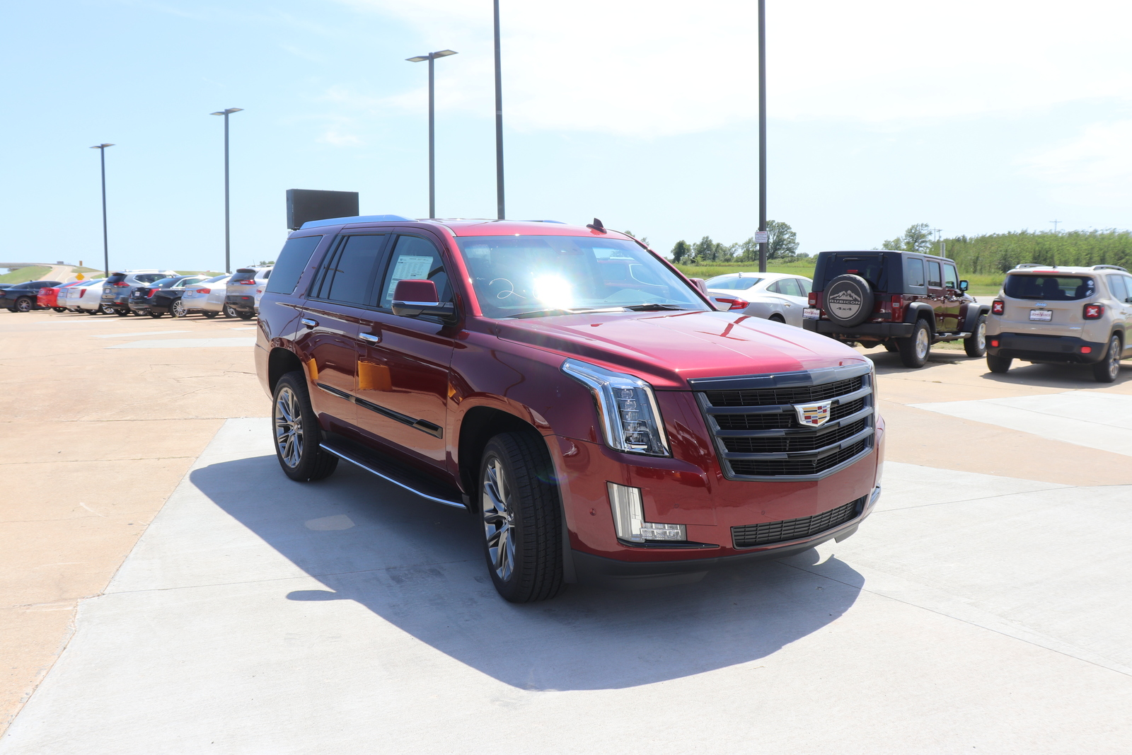 New 2020 Cadillac Escalade 4WD 4dr Luxury