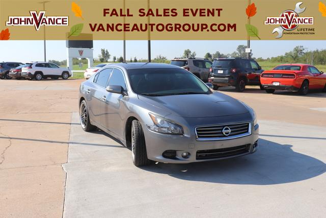 Pre-Owned 2014 Nissan Maxima 4dr Sdn 3.5 S