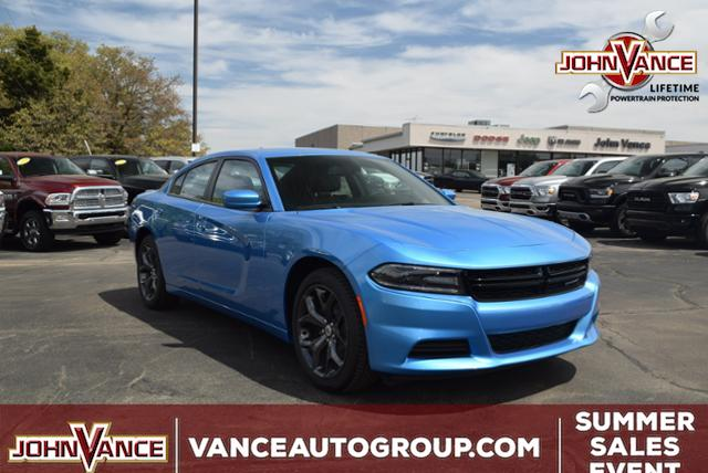 New 2019 Dodge Charger Sxt Rwd 4dr Car In Guthrie Kh588545 John