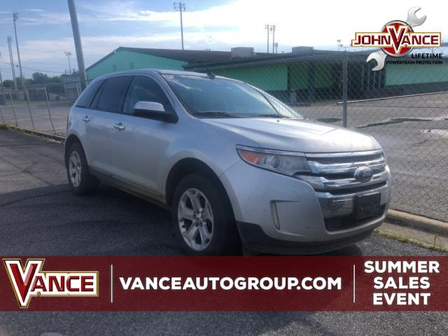Pre-Owned 2011 Ford Edge 4dr SEL FWD