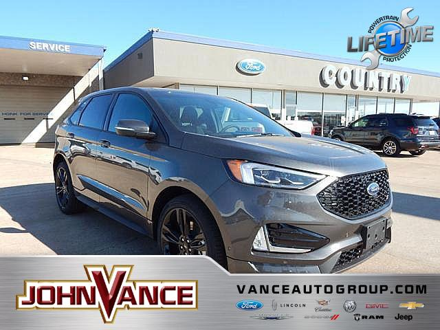 New  Ford Edge St Awd