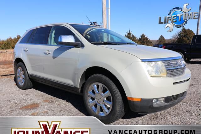 Pre-Owned 2007 Lincoln MKX AWD 4dr