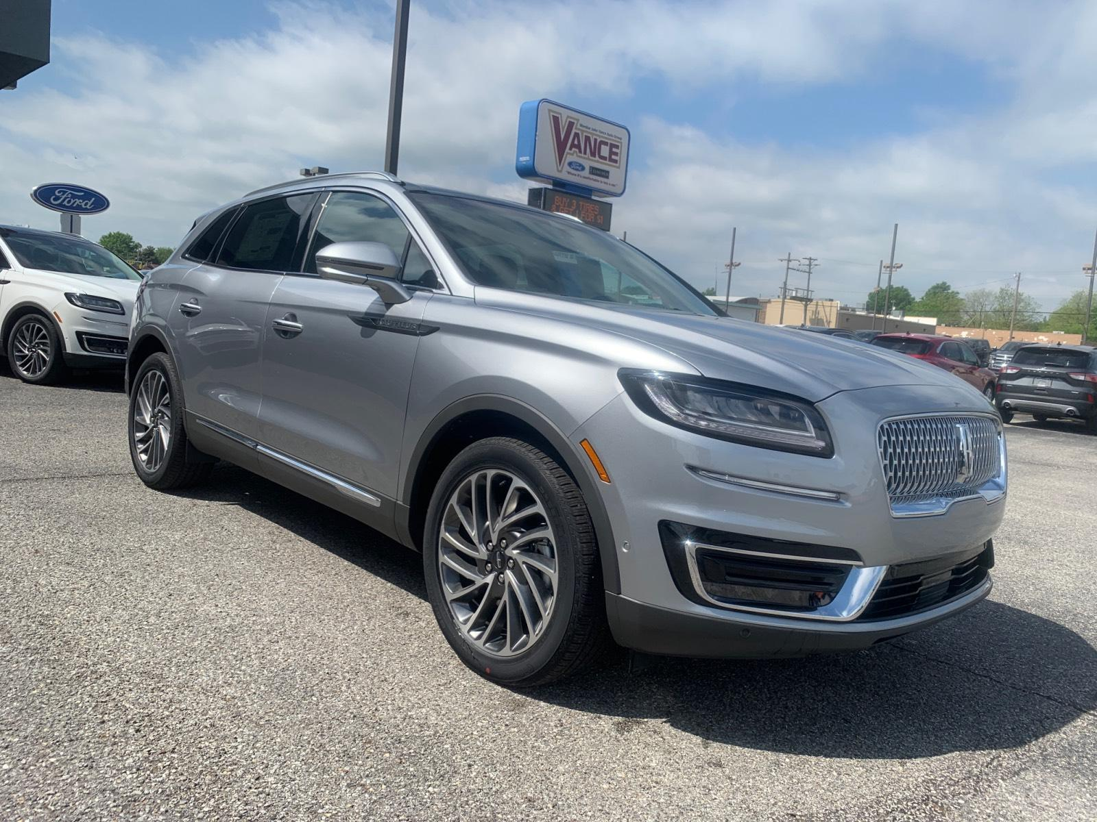 New 2020 Lincoln Nautilus Reserve FWD