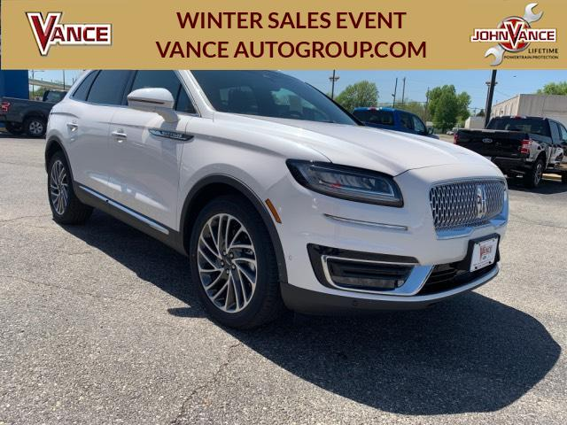 New 2019 Lincoln Nautilus Reserve FWD