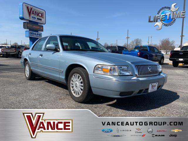 Pre-Owned 2008 Mercury Grand Marquis 4dr Sdn GS