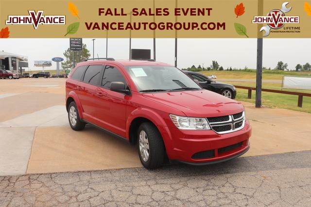 Pre-Owned 2017 Dodge Journey SE FWD