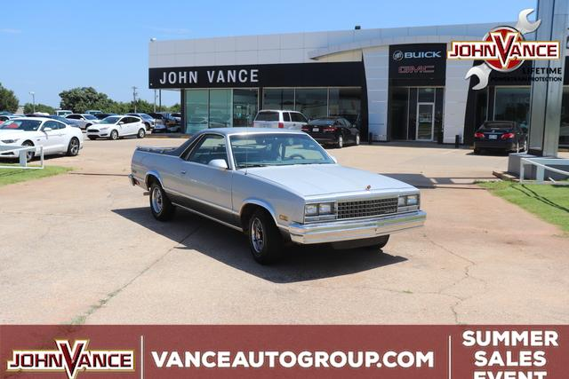 Pre-Owned 1986 Chevrolet El Camino 2dr Pickup SS
