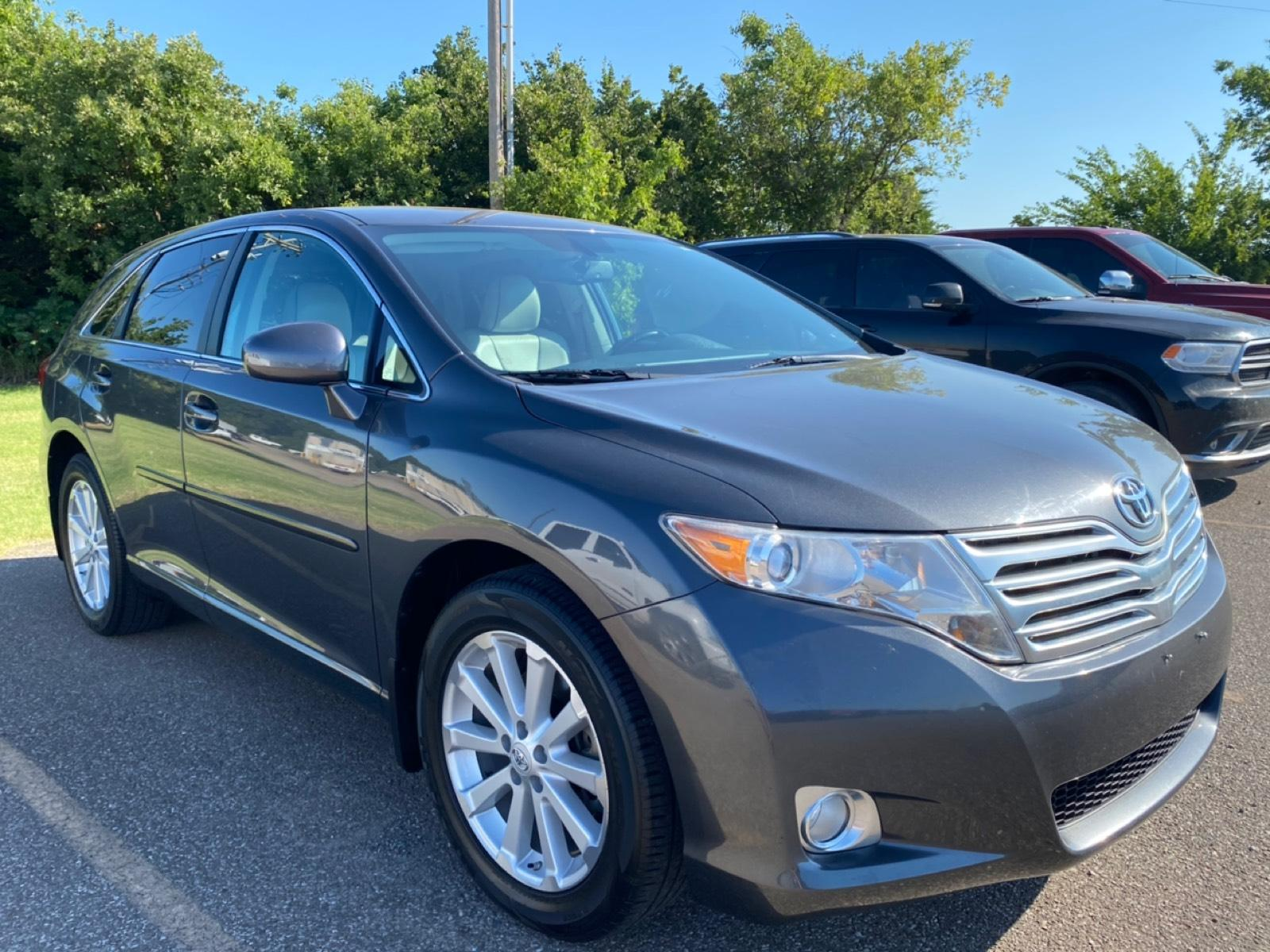 Pre-Owned 2009 Toyota Venza 4dr Wgn I4 FWD