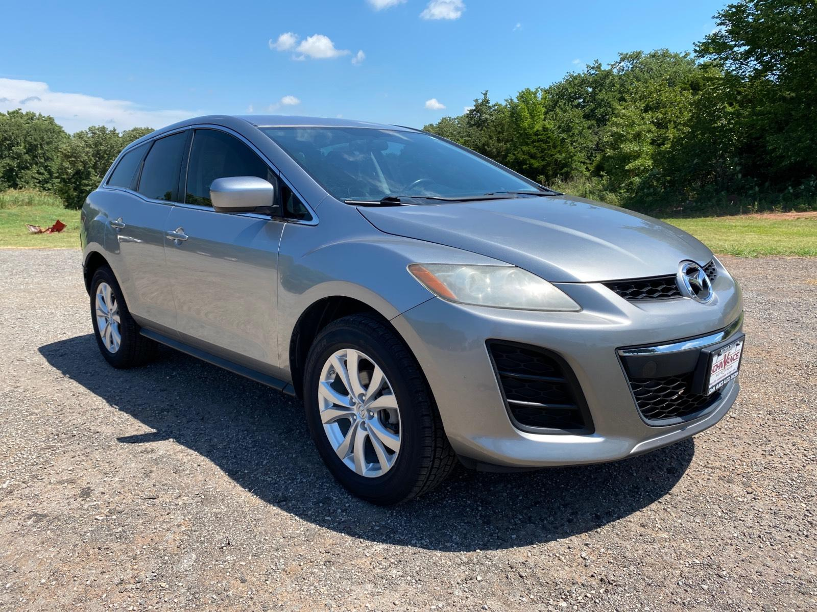 Pre-Owned 2010 Mazda CX-7 FWD 4dr s Touring
