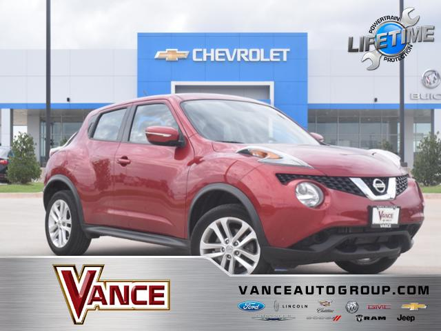 Pre-Owned 2017 Nissan JUKE FWD S