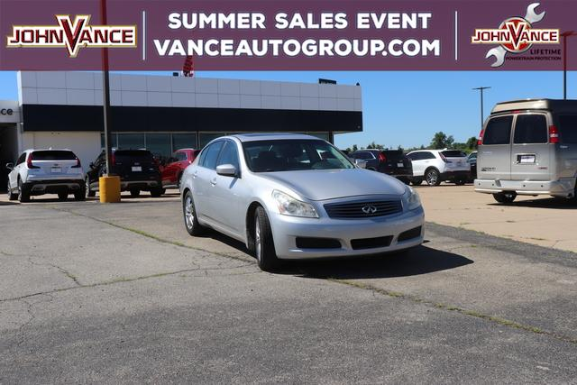 Pre-Owned 2009 INFINITI G37 4dr Base RWD