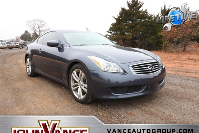 Pre-Owned 2008 INFINITI G37 2dr Journey