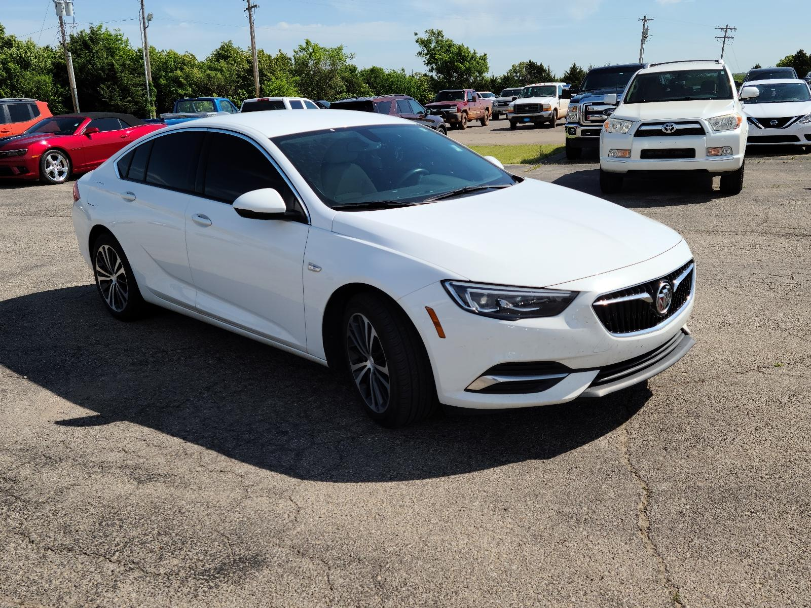 Pre-Owned 2019 Buick Regal Sportback 4dr Sdn Preferred FWD