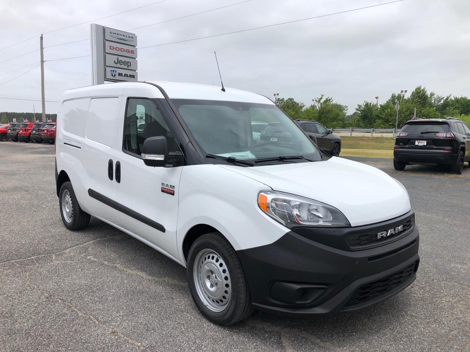 New 2020 Ram ProMaster City Tradesman Van