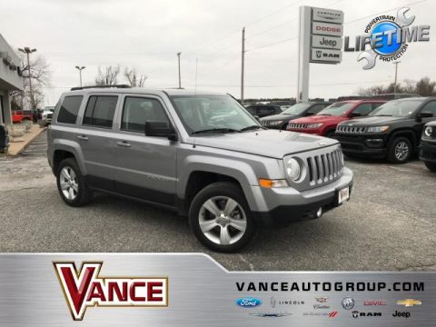 Pre-Owned 2016 Jeep Patriot FWD 4dr Latitude