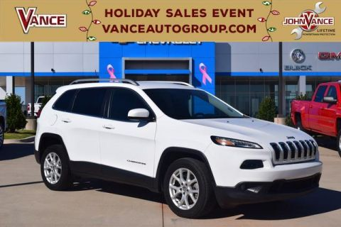 Pre-Owned 2018 Jeep Cherokee Latitude Plus FWD