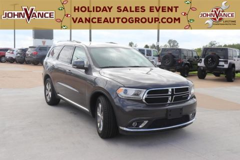 Pre-Owned 2015 Dodge Durango 2WD 4dr Limited