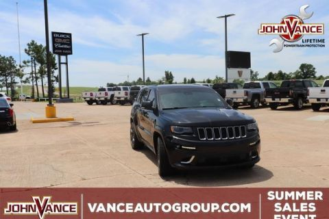 Pre-Owned 2016 Jeep Grand Cherokee 4WD 4dr SRT