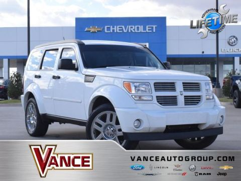 Pre-Owned 2011 Dodge Nitro 2WD 4dr Heat