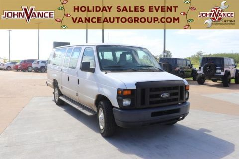 Pre-Owned 2012 Ford Econoline E-350 Super Duty Ext XL
