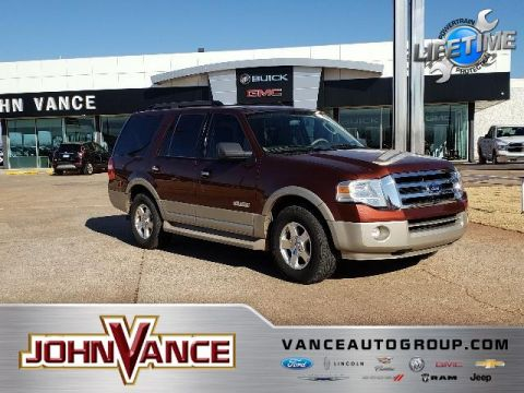 Pre-Owned 2007 Ford Expedition 2WD 4dr Eddie Bauer