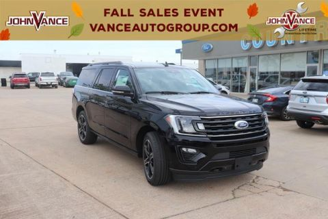 New 2019 Ford Expedition Max Limited 4x4