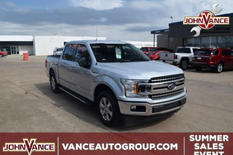 New 2018 Ford F-150 XLT 2WD SuperCrew 5.5' Box