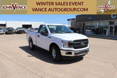 New 2019 Ford F-150 XL 4WD Reg Cab 6.5' Box