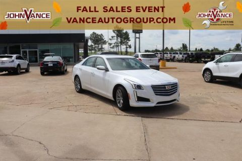 New 2019 Cadillac CTS 4dr Sdn 2.0L Turbo Luxury RWD