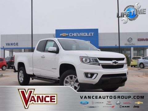 New 2018 Chevrolet Colorado 2WD Ext Cab 128.3 LT