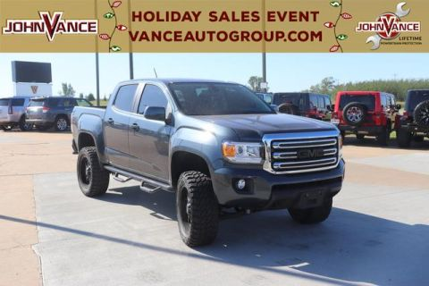 Pre-Owned 2019 GMC Canyon 4WD Crew Cab 128.3 SLE