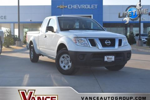 Pre-Owned 2016 Nissan Frontier 2WD King Cab I4 Auto S
