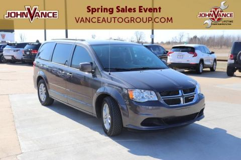 Pre-Owned 2015 Dodge Grand Caravan 4dr Wgn SXT