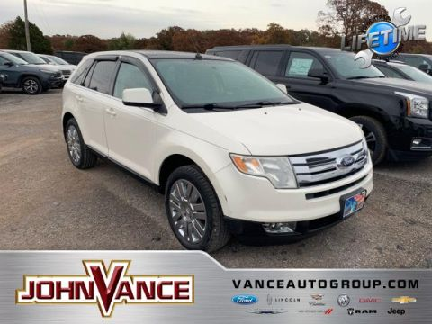 Pre-Owned 2008 Ford Edge 4dr Limited FWD